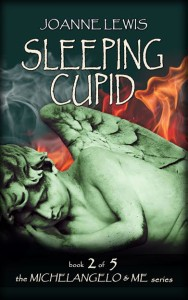 Author Joanne Lewis: Sleeping Cupid cover