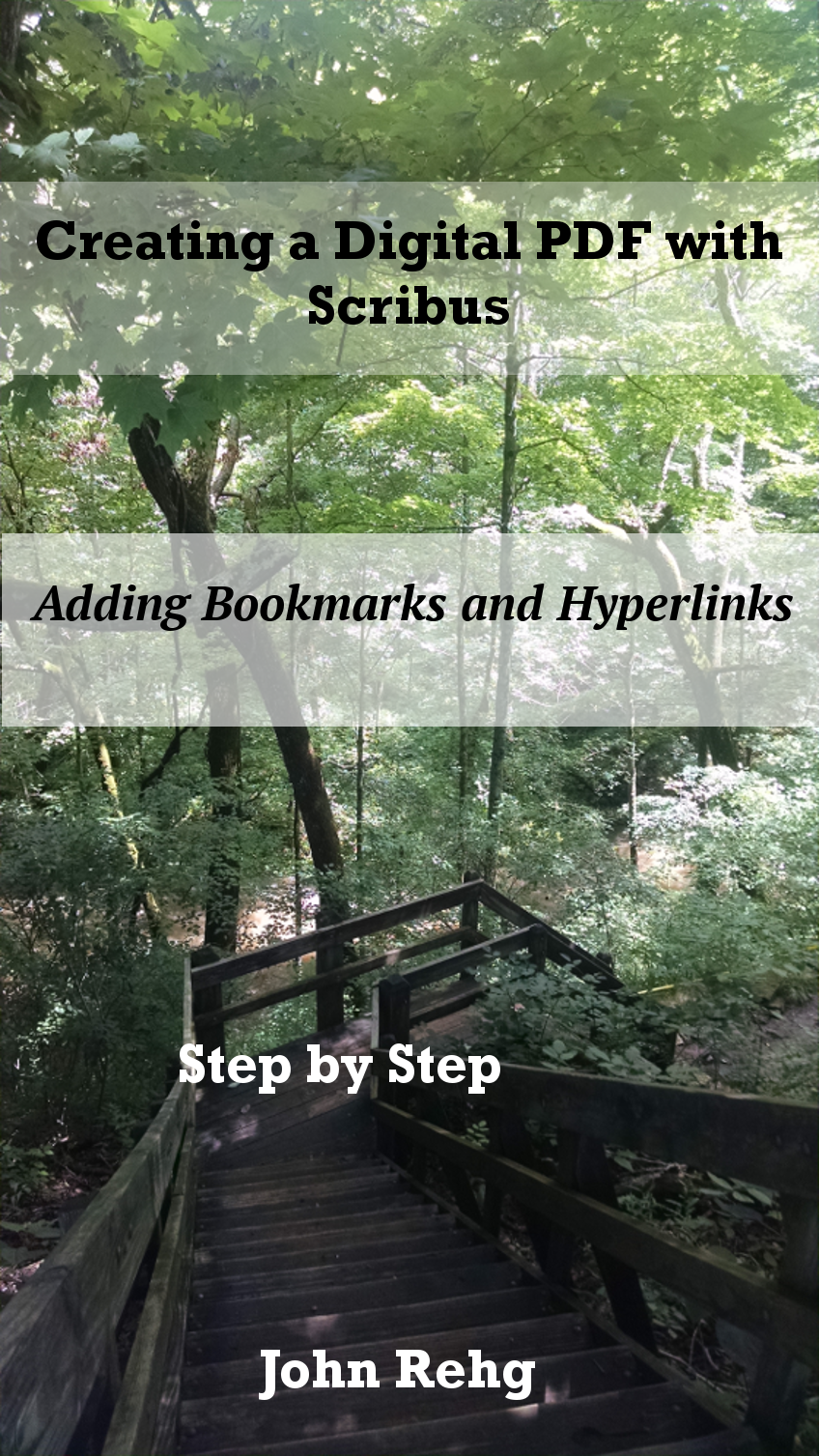 Bookmarks in a PDF